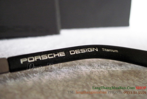 logo porsche design p8491