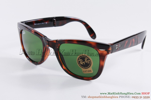 rayban folding wayfarer 4105 i mi