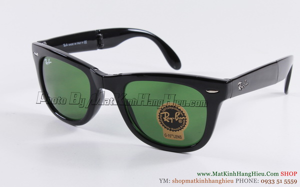 rayban folding wayfarer 4105 en bng