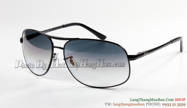 rayban 3387 mu khi xanh dng