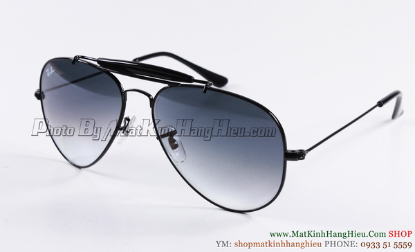rayban 3407 khi xanh dng