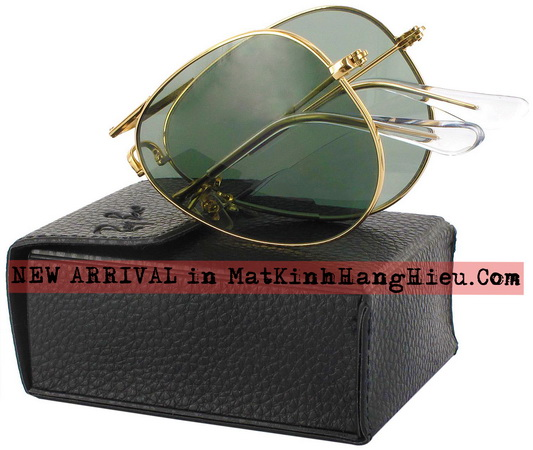 Rayban folding aviator rb3479 trng ru gng vng