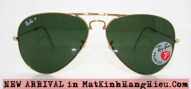 Rayban folding aviator rb3479 polarized